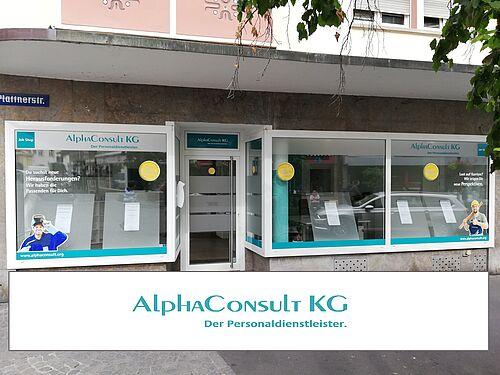 Neuer JobShop in Würzburg eröffnet! – AlphaConsult